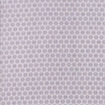 Moda Fabric ~ Compositions ~ Type Keys Grey