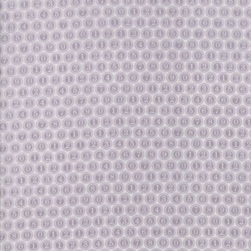 Moda Fabric ~ Compositions ~ Type Keys Grey