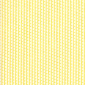 Moda Fabric ~ Bonnie and Camille Basics ~ Ruby Scallop Yellow