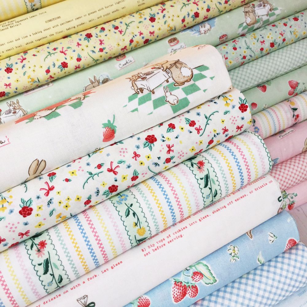Lauren Nash for Penny Rose Fabrics