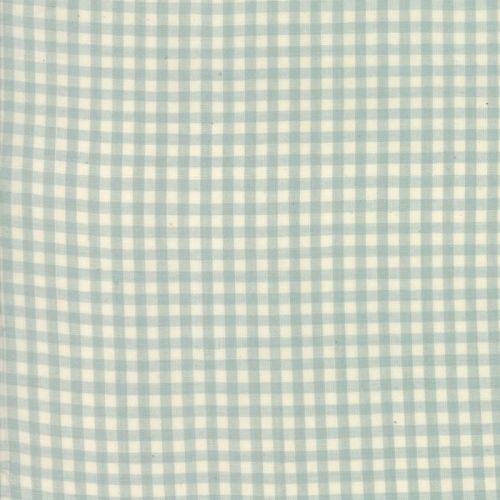 Moda Fabrics ~ Poetry Wovens ~ Gingham Mist