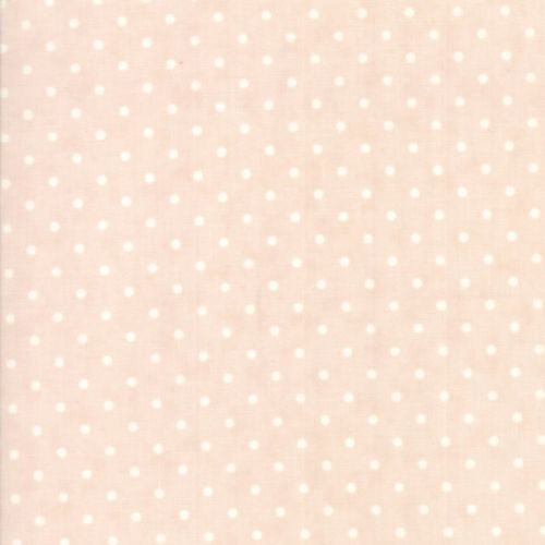 Moda Fabrics ~ Poetry ~ Dots Blush