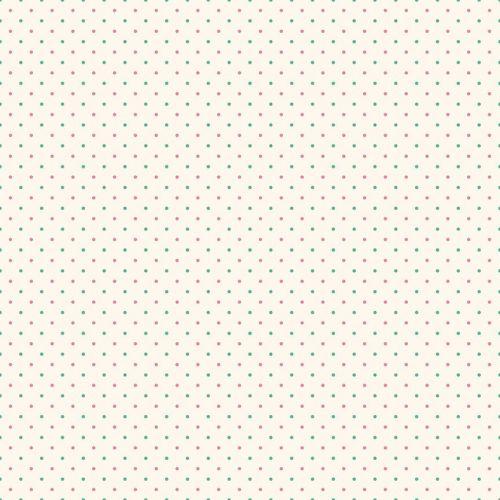 Penny Rose Fabrics ~ Lily ~ Dot Cream