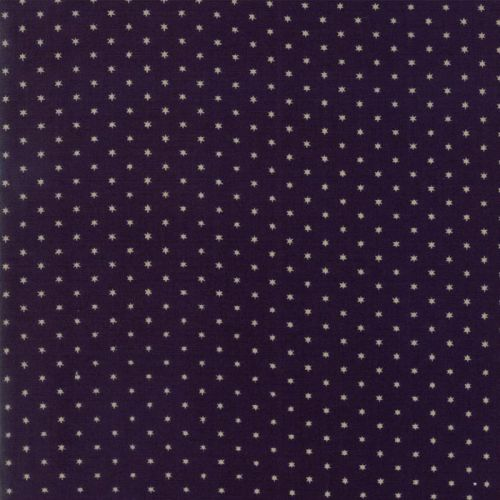 Moda Fabrics ~ Liberty Gatherings ~ Twinkles Navy