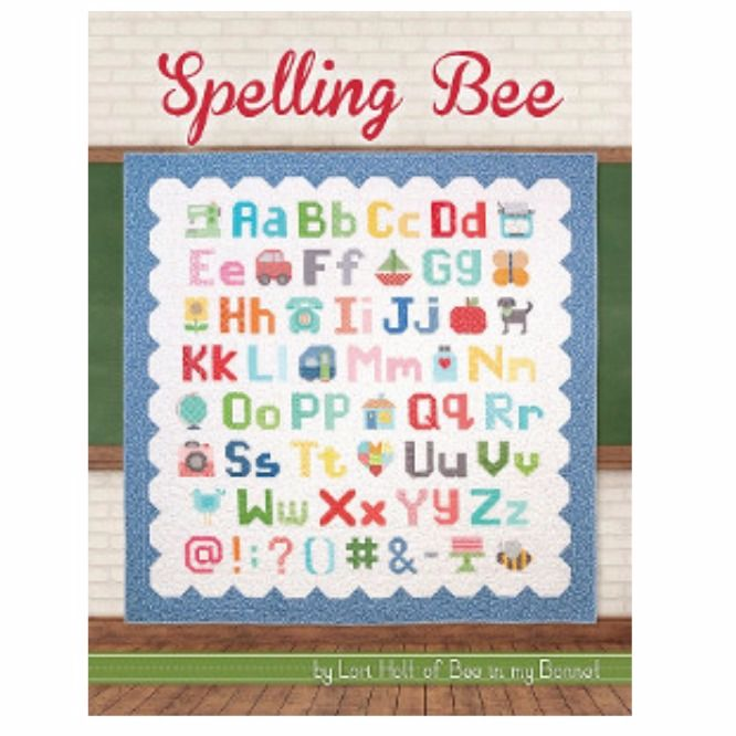 Spelling Bee by Lori Holts