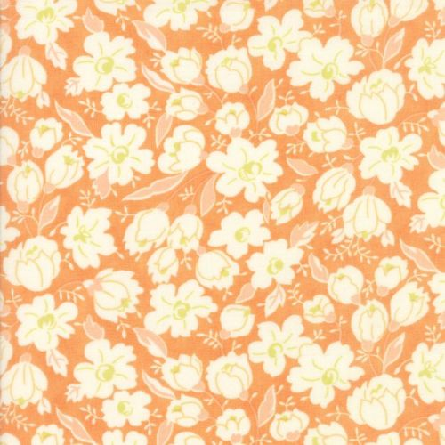 Moda Fabrics ~ Coney Island ~ Buttercups Orange Sherbert