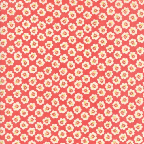 Moda Fabrics ~ Coney Island ~ Cotton Blossoms Apple Red