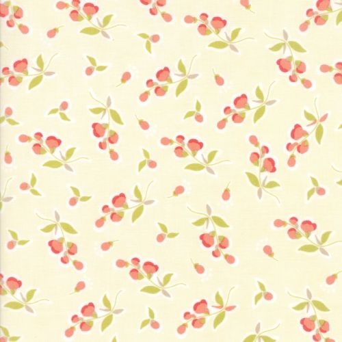 Moda Fabrics ~ Coney Island ~ Posies Icecream