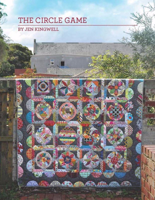 Jen Kingwell Patterns ~ The Circle Game