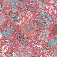 Lecien ~ Memoire A Paris ~ Large Floral Pink