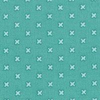 Lecien Fabric ~ L's Modern Basics ~ Kisses Aqua
