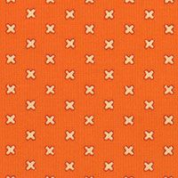 Lecien Fabric ~ L's Modern Basics ~ Kisses Orange