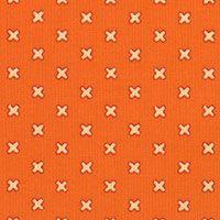 Lecien Fabric ~ L's Modern Basics ~ Kisses Orange