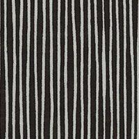 Lecien Fabric ~ L's Modern Basics ~ Rough Stripe Black
