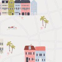 Art Gallery Fabrics ~ Charleston ~ The Row