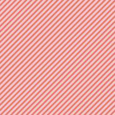 Art Gallery Fabrics ~ Les Petits ~ Strokes Coral