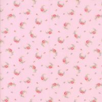 Moda Fabric ~ Guernsey ~ Elizabeth Rose Swag Bloom