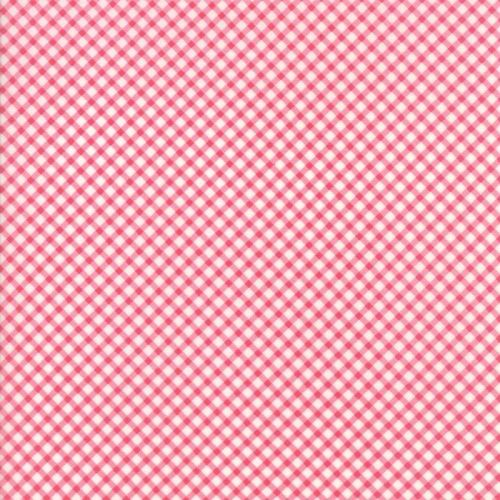 Moda Fabric ~ Guernsey ~ Gingham Bloom