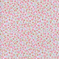 Moda Fabric ~ Guernsey ~ Isola Small Floral Sky