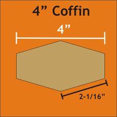 Patchwork Paper Pieces ~ Coffins 4