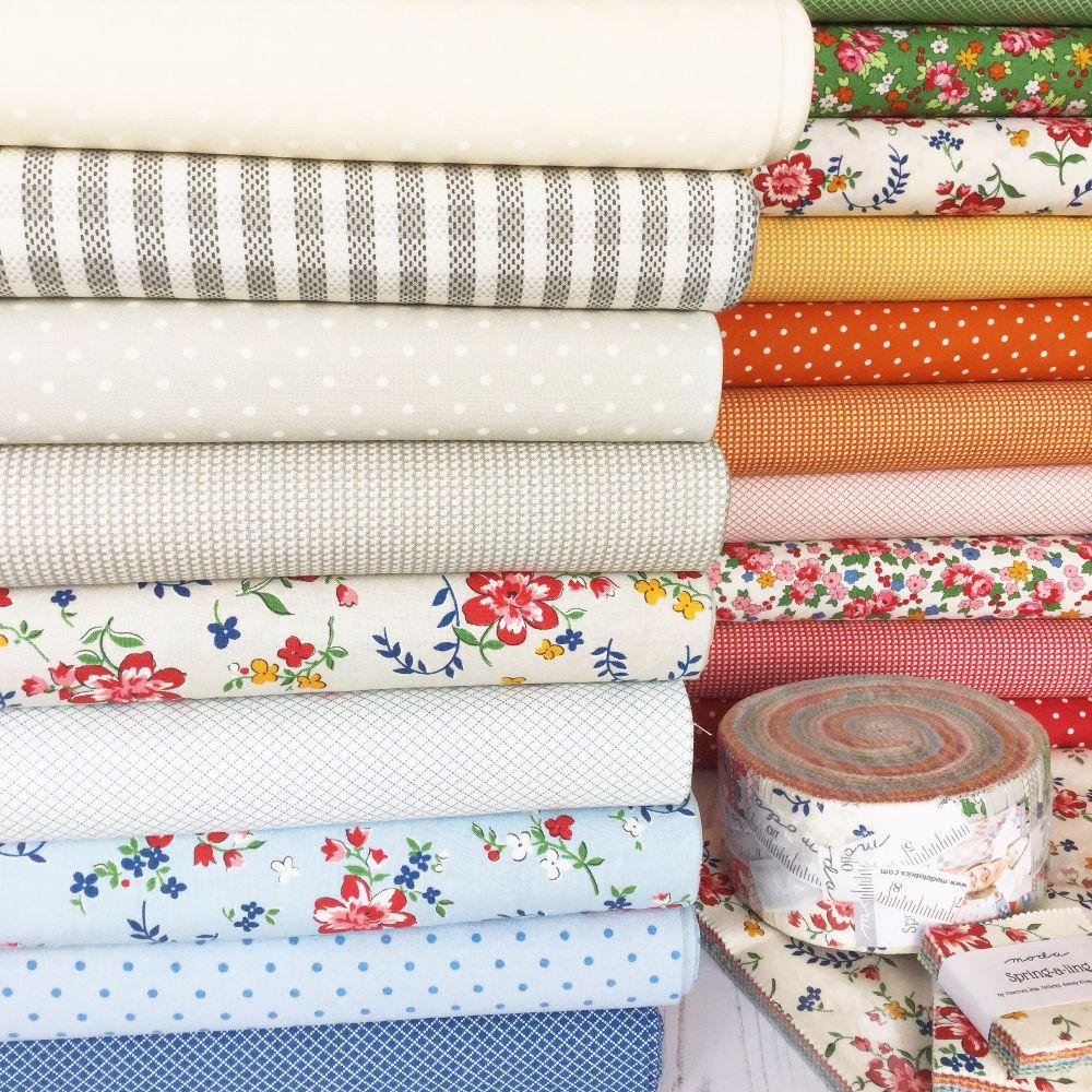 Moda Fabric ~ Spring-a-Ling