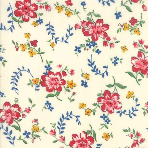 Moda Fabrics ~ Spring-a-Ling ~ Apron Print Cream