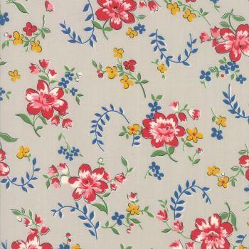 Moda Fabrics ~ Spring-a-Ling ~ Apron Print Paste Grey