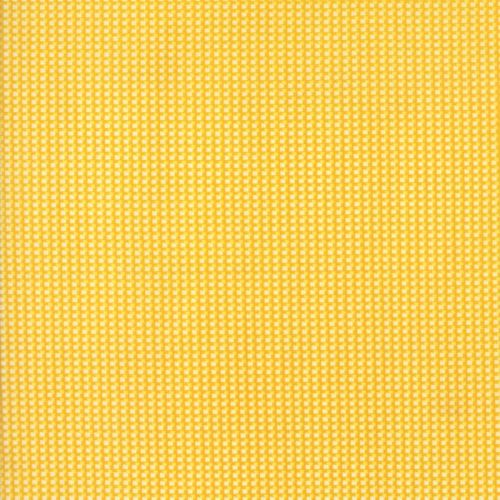 Moda Fabrics ~ Spring-a-Ling ~ Check Mustard
