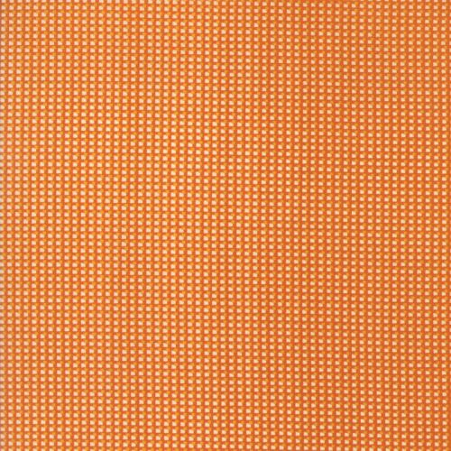 Moda Fabrics ~ Spring-a-Ling ~ Check Orange
