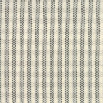 Moda Fabrics ~ Spring-a-Ling ~ Plaid Paste Grey