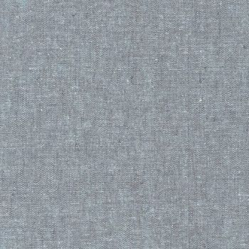 Robert Kaufman Fabrics ~ Essex Yarn Dyed Linen ~ Shale