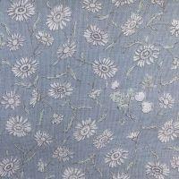 Lecien Fabric ~ Kate Greenaway ~ Floral Grey