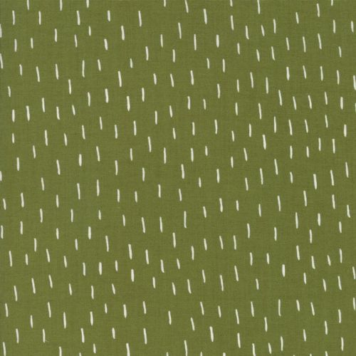 Moda Fabric ~ Merrily ~ Just a Dash in Holly