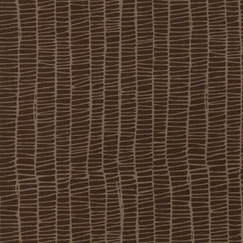 Moda Fabric ~ Merrily ~ Weave in Chocolate