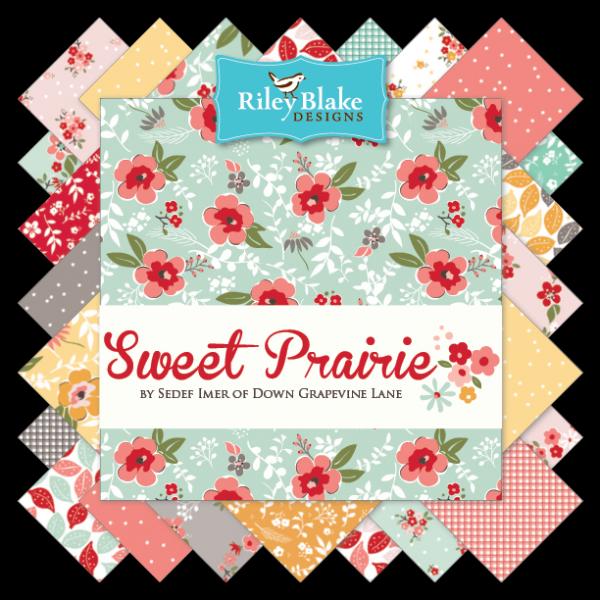 Sweet Prairie by Sedef Imer