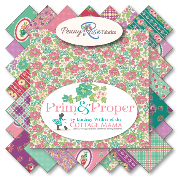 Prim and Proper by Cottage Mama