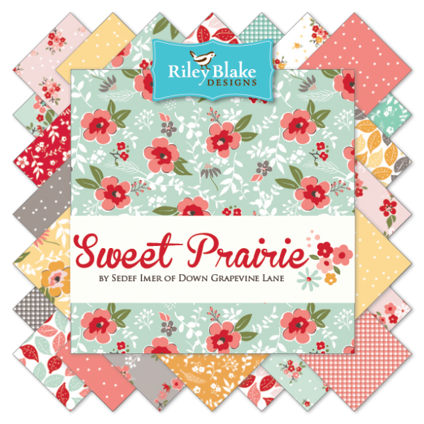 Riley Blake ~ Sweet Prairie