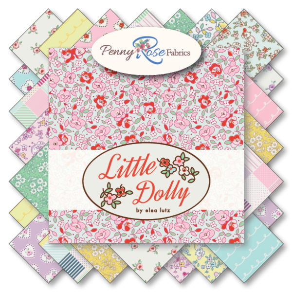Penny Rose Fabrics ~ Little Dolly