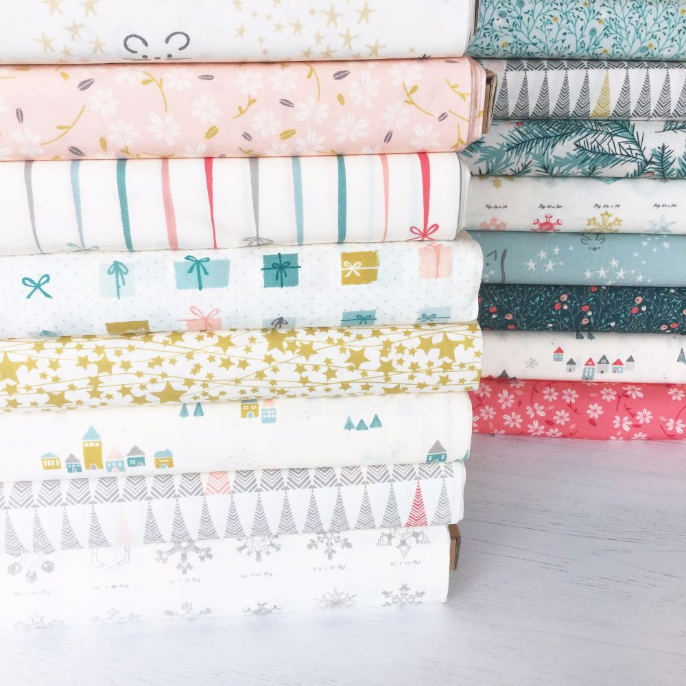 Art Gallery Fabrics ~ Little Town