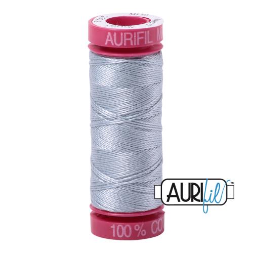 Aurifil ~ 12 wt Cotton ~ 2612 ~ Artic Sky