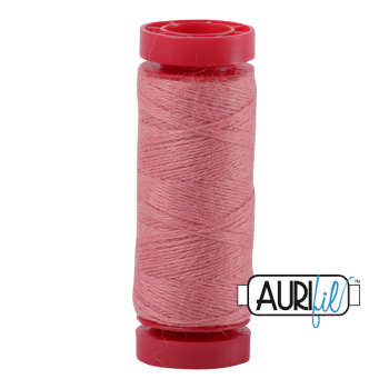 Aurifil ~ 12 wt Lana Wool ~ 8401 ~ Rose