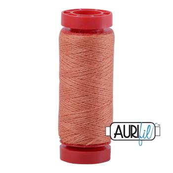 Aurifil ~ 12 wt Lana Wool ~ 8210 ~ Melon