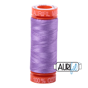 Aurifil ~ 50 wt Cotton ~ 2520 ~ Violet Small Spool
