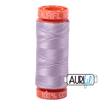 Aurifil ~ 50 wt Cotton ~ 2562 ~ Lilac Small Spool