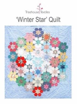 Treehouse Textiles ~ Quilt Pattern ~ Winter Star