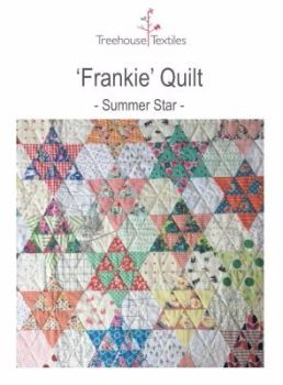 Treehouse Textiles ~ Quilt Pattern ~ Frankie