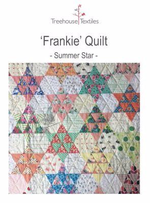 Treehouse Textiles ~ Quilt Pattern ~ Frankie