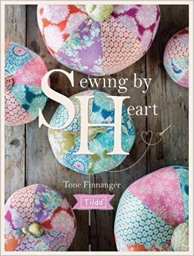 Sewing by Heart by Tone Finnanger of Tilda PRE-ORDER DEPOSIT PAYMENT