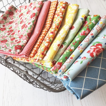 Sarah Selects ~ Fat Quarter Bundle ~ American Jane Favourites