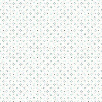 Riley Blake Fabric ~ Bee Backgrounds ~ Diamond Turquoise